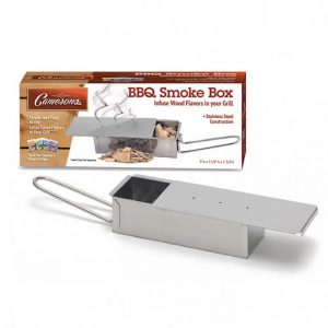 Barbecue Smoke Box from Camerons Products