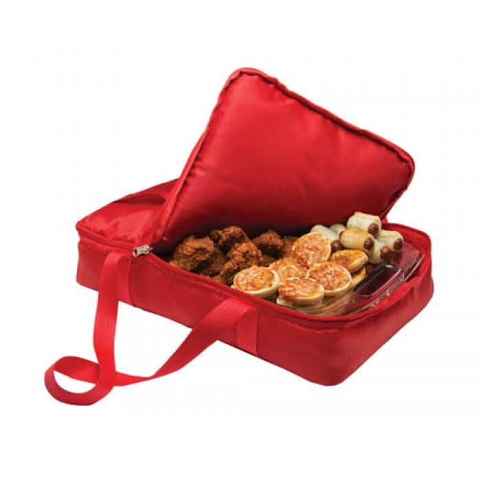 Budweiser Game Day Appetizer Carrier from Camerons Products