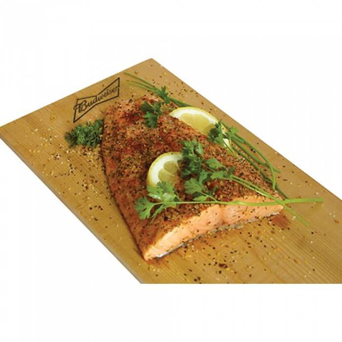 Budweiser Barbecue Grilling Planks from Camerons Products