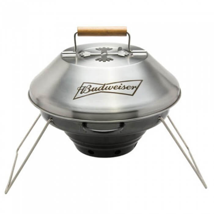 Budweiser Portable Tailgater Grill from Camerons Products