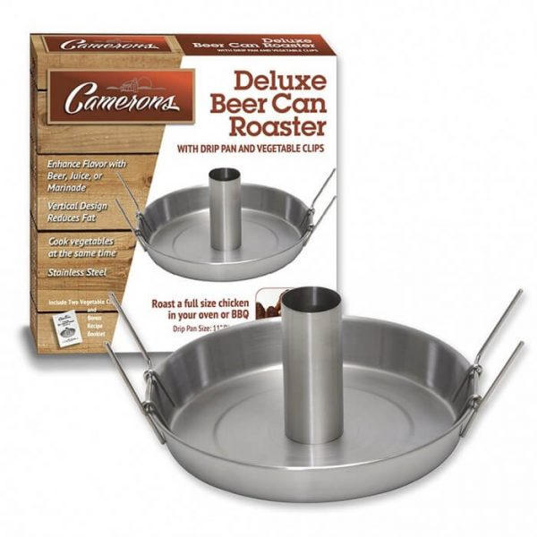 Deluxe Beer Can Roaster from Camerons Products