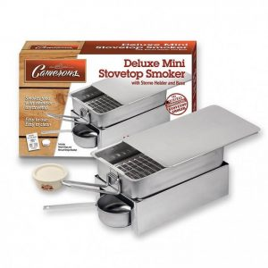 Deluxe Mini Stovetop Smoker from Camerons Products