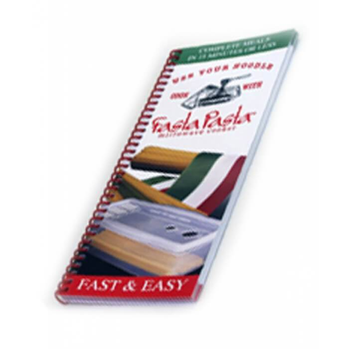 Fasta Pasta Cookbook from Camerons Products