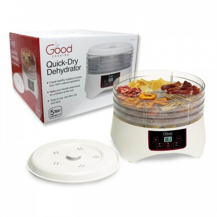 Good Cooking Digital Food Dehydrator from Camerons Products