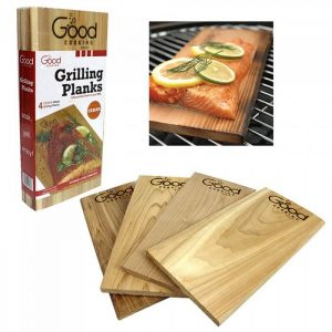Good Cooking Grilling Planks 4 Pack - Cedar from Camerons Products