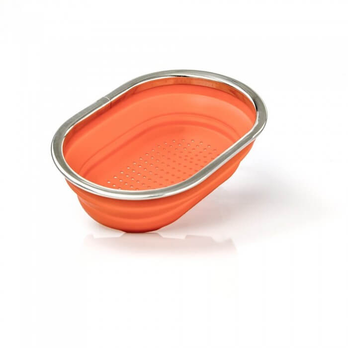 Good Cooking Over Sink Cutting Board With Collapsible Colander From  Camerons Products ...