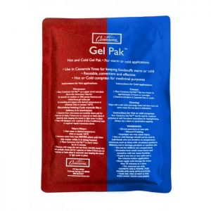 Hot & Cold Dual Use Gel Pack from Camerons Products