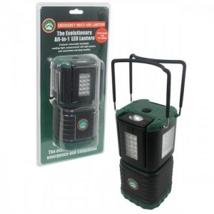 Grizzly Gear All in One Multi-Use LED Lantern with Flashlight and Reading Light from Camerons Products