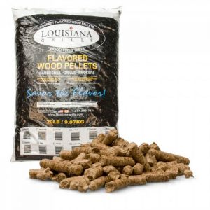 Outdoor BBQ Grilling Pellets - 20 lb Bag from Camerons Products