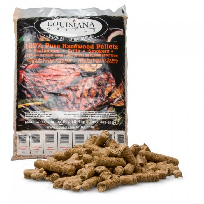 Outdoor BBQ Grilling Pellets - 40lb Bag from Camerons Products