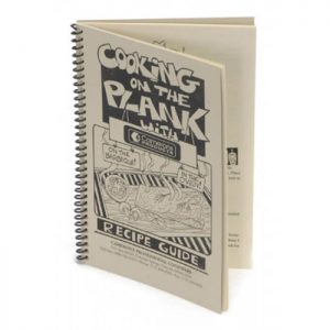 Planking Cook Book from Camerons Products