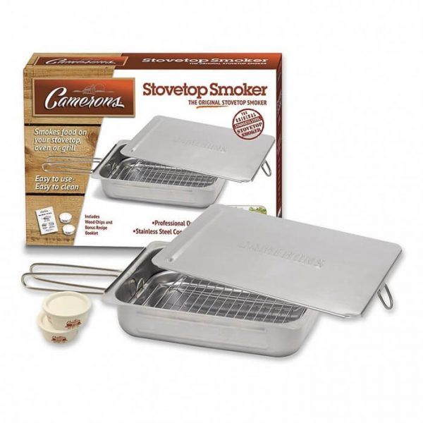 The Original Stovetop Smoker from Camerons Products