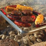 All Purpose Open Fire Camping Grill from Camerons Products
