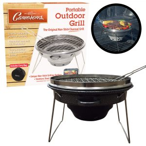 Portable Outdoor Grill from Camerons Products
