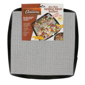 Non-Stick Grilling Mesh Basket from Camerons Products