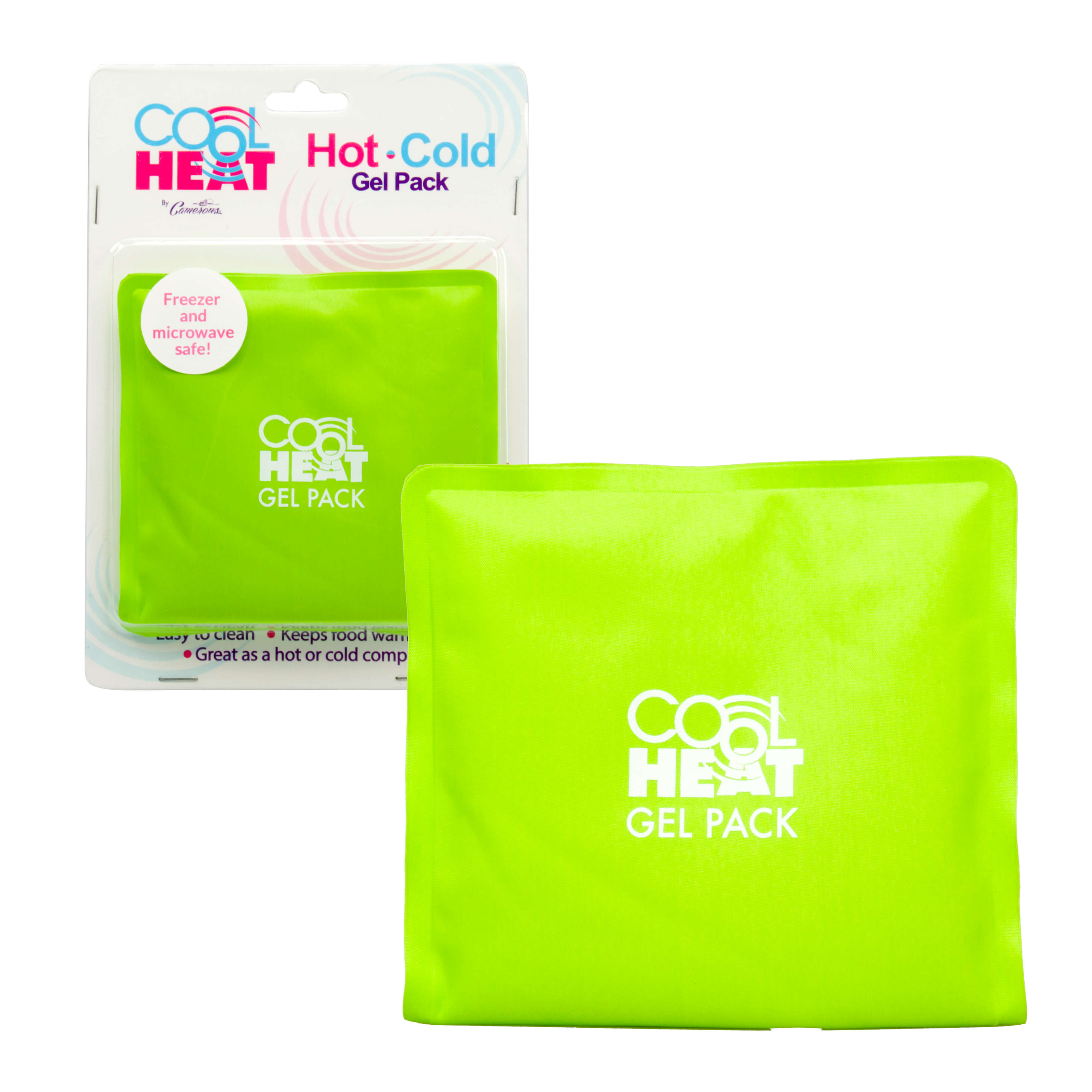 Mini Hot Amp Cold Gel Pack From Camerons Products