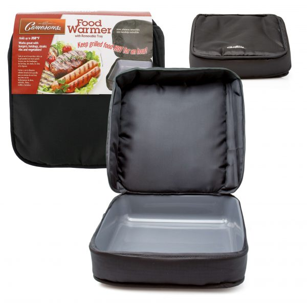 Food Warmer with Pan from Camerons Products