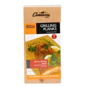 Grilling Planks - 8 Pack from Camerons Products