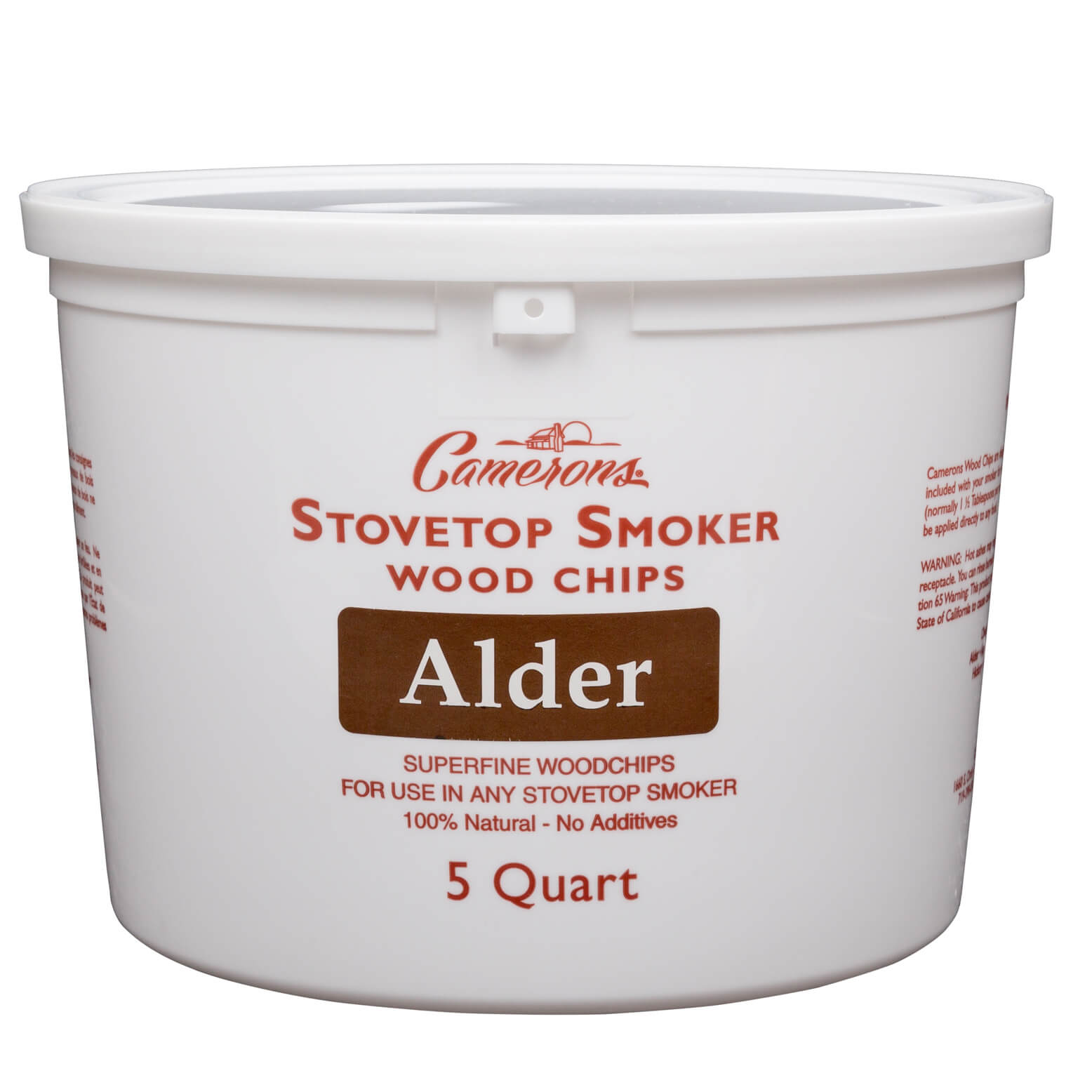 Indoor Smoking Chips - Superfine - 5 Quart from Camerons Products