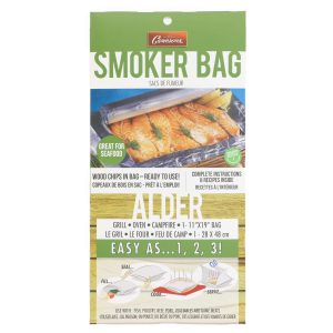 Smoker Bag in Alder from Camerons Products