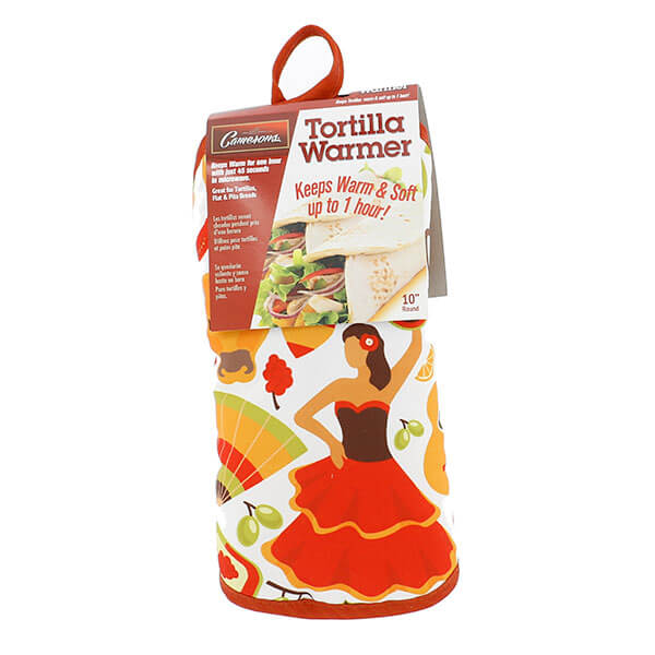 10 Quot Tortilla Warmer The Lady From Camerons Products