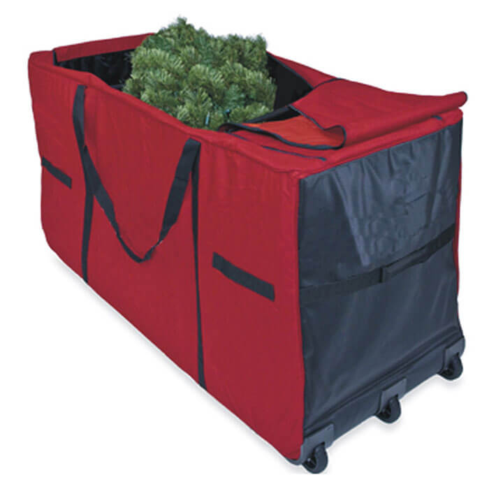 Christmas Tree Storage Bag with Wheels from Camerons Products ...  sc 1 st  Camerons Products & Christmas Tree Storage Bag with Wheels from Camerons Products