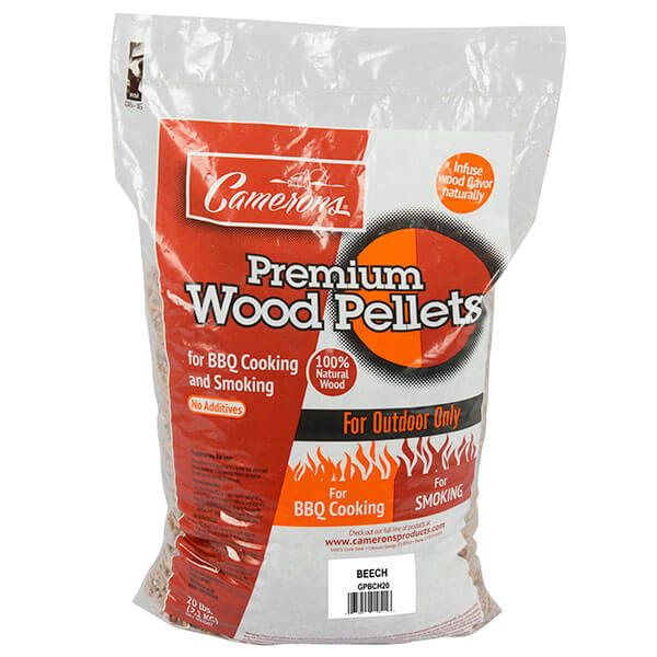 Camerons premium wood pellets from products