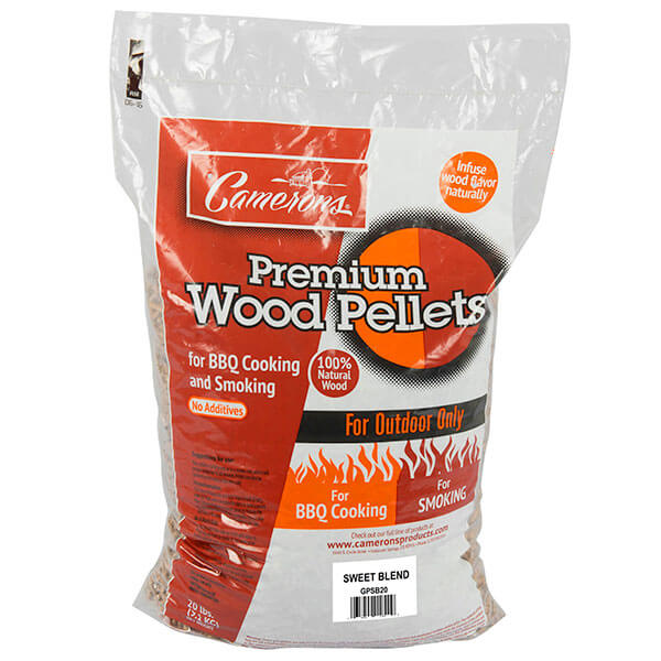 Camerons Products Premium Wood Pellets