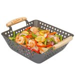 Camerons Barbecue Grilling Wok