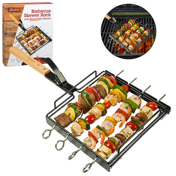 Camerons Barbecue Skewer Rack